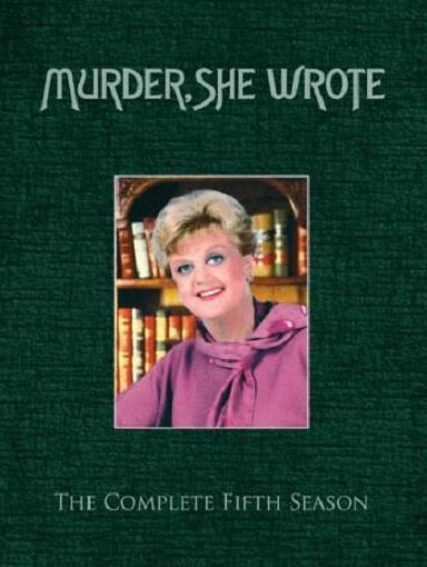 女作家与谋杀案第五季